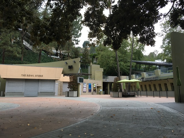 Hollywood Bowl Box Office Plaza