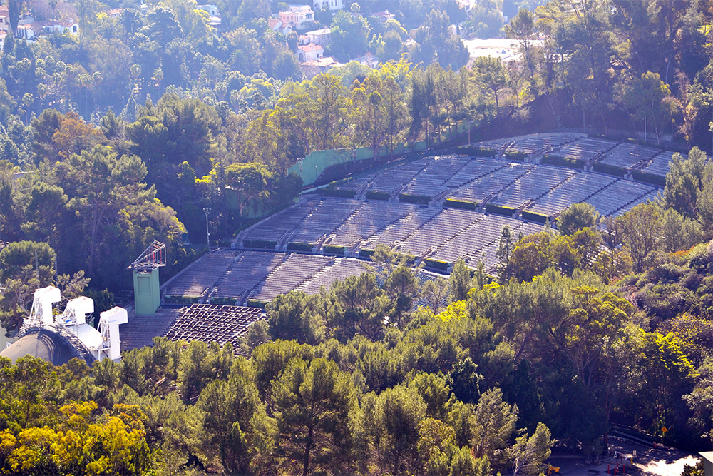 Hollywood Bowl Concerts >> Mulholland Overlook Park To Close During Concerts Hollywood Bowl Tips