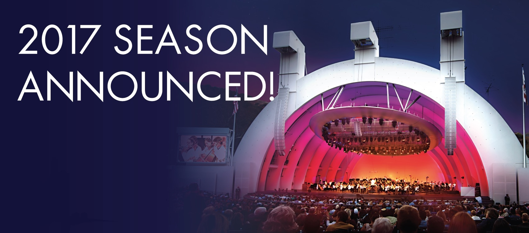 Hollywoodbowl 2017 season