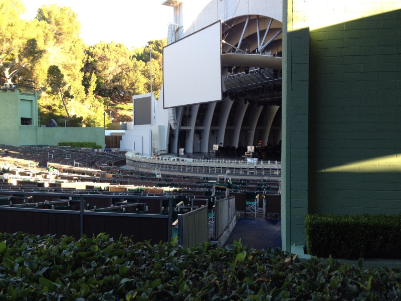 D 01 38 for Terrace 2 hollywood bowl