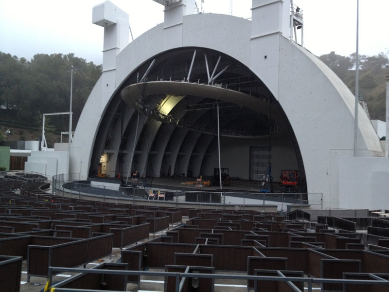 D 01 6 for Terrace 2 hollywood bowl