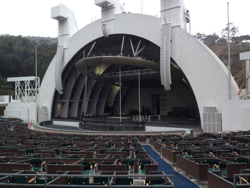 hollywood bowl box of 4 terrace seats images frompo