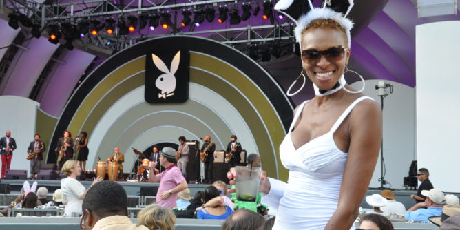 Playboy Jazz Festival at the Hollywood Bowl